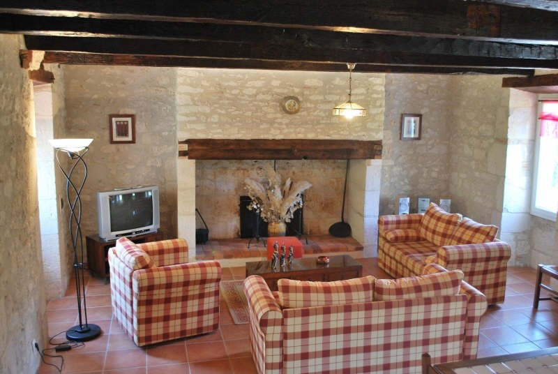 Sale house / villa Beauville 399 000€ - Picture 1