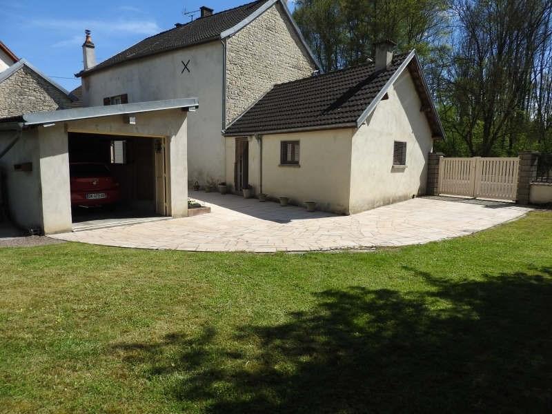Vente maison / villa Village nord châtillonnais 99000€ - Photo 10
