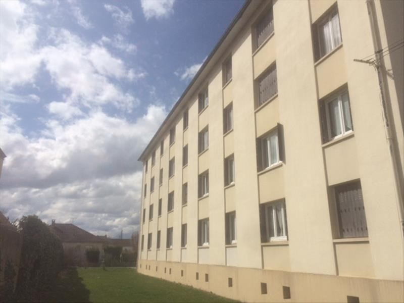Sale apartment Troyes 69 500€ - Picture 1