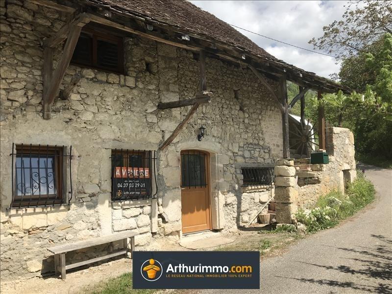 Vente maison / villa Lhuis 119000€ - Photo 1