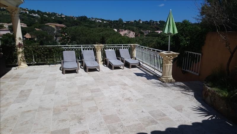 Deluxe sale house / villa Les issambres 1200000€ - Picture 13
