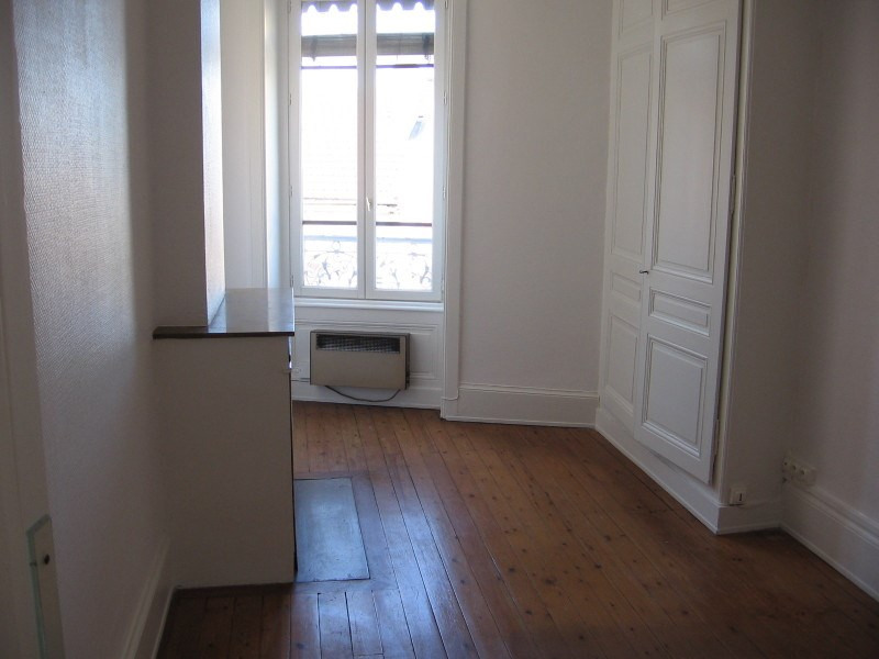 Rental apartment Oullins 578€ CC - Picture 1