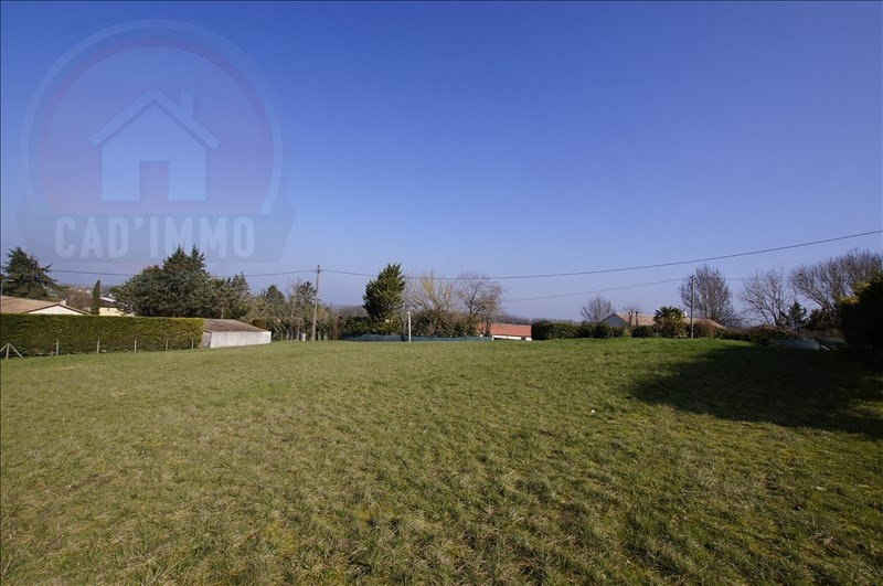Sale site Flaugeac 26100€ - Picture 1
