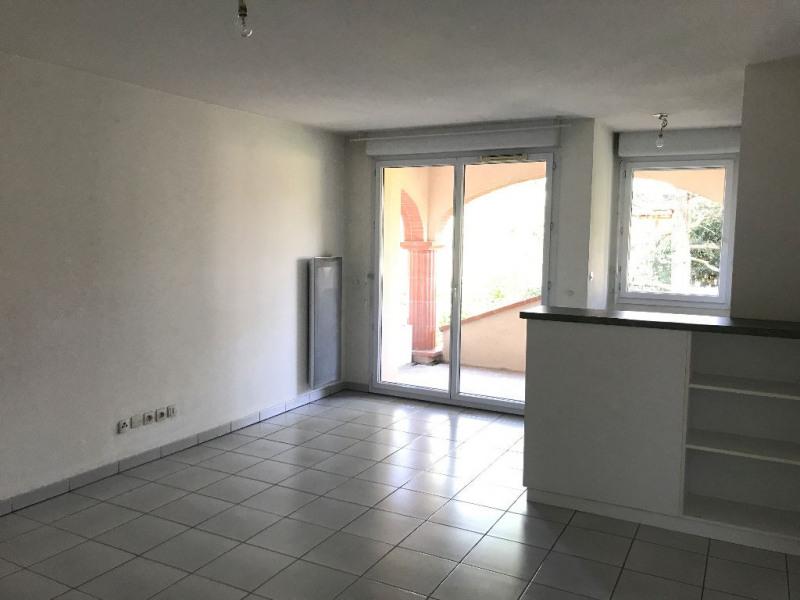 Rental apartment Colomiers 566€ CC - Picture 1