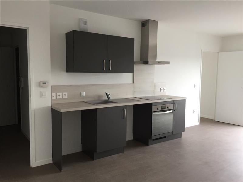 Location appartement Herouville st clair 596€ CC - Photo 1