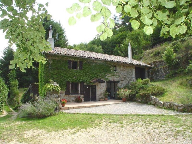 Sale house / villa St jeure d andaure 295000€ - Picture 1