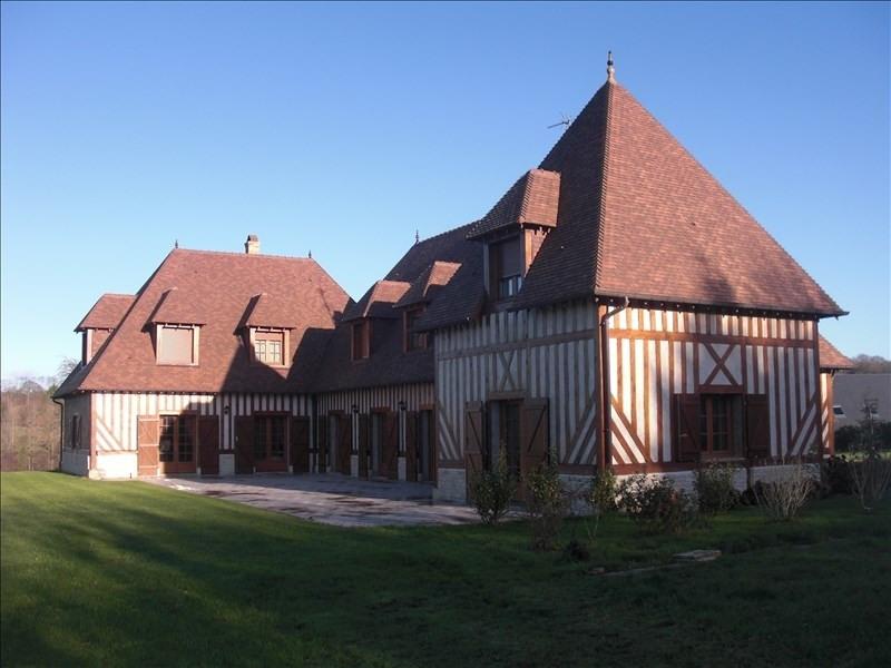 Vente de prestige maison / villa Gonneville sur mer 1100000€ - Photo 5