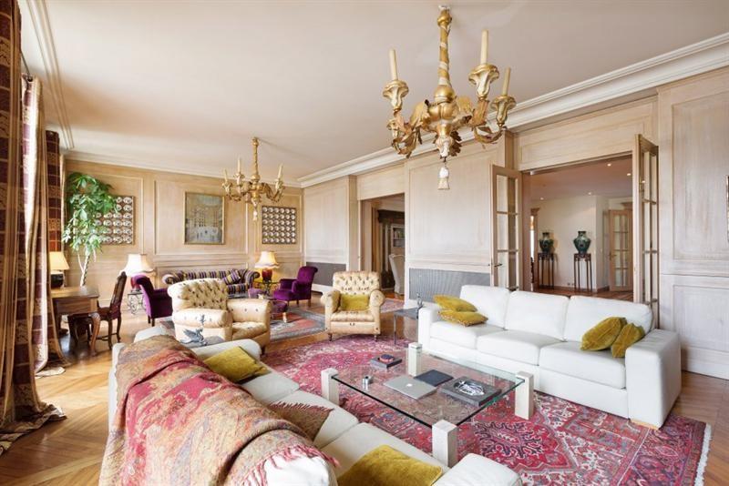 Venta de prestigio  apartamento Paris 16ème 3250000€ - Fotografía 4