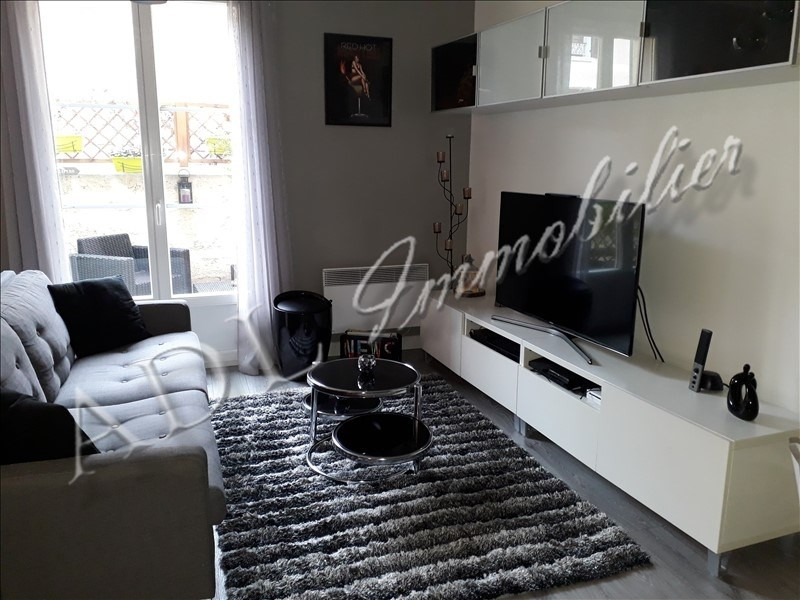 Sale apartment Coye la foret 189 000€ - Picture 2