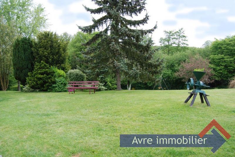 Sale house / villa Verneuil d avre et d iton 294000€ - Picture 10