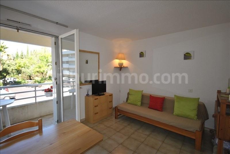 Sale apartment St raphael 89000€ - Picture 1