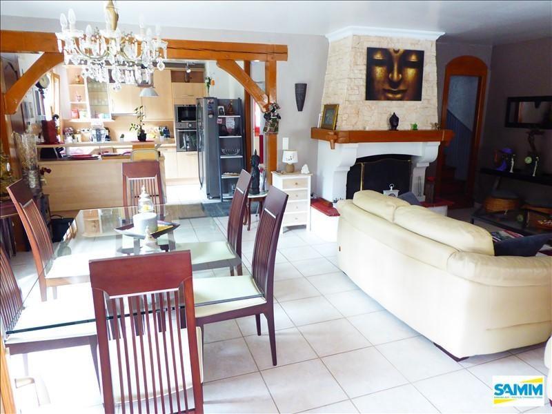 Vente maison / villa Mennecy 352000€ - Photo 3