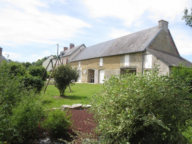 Revenda casa Quettreville sur sienne 168000€ - Fotografia 8