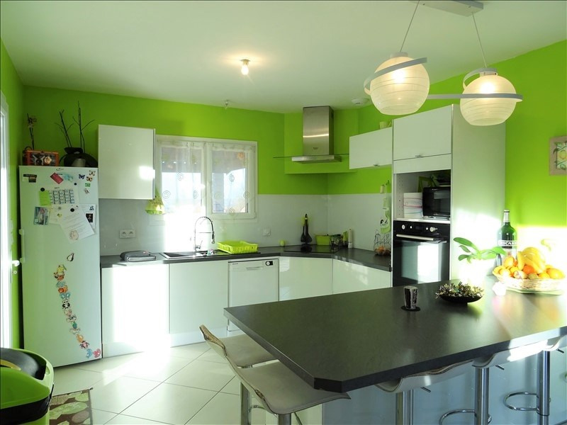Vente maison / villa Septeme 423000€ - Photo 6