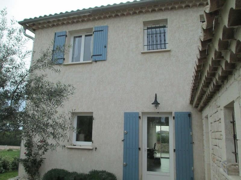 Vente maison / villa Barjac 267000€ - Photo 2