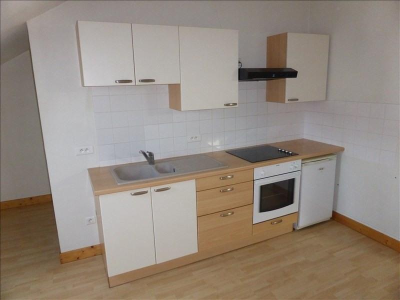 Rental apartment Auxerre 410€ CC - Picture 3