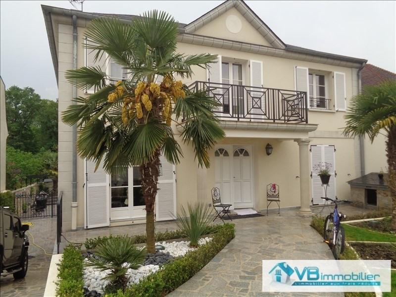 Sale house / villa La queue en brie 665000€ - Picture 1