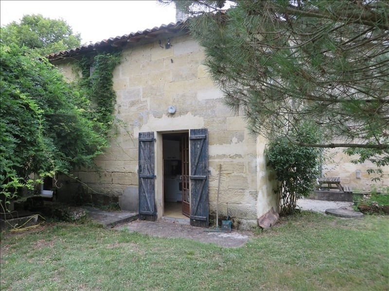 Vente maison / villa Porcheres 347 000€ - Photo 5