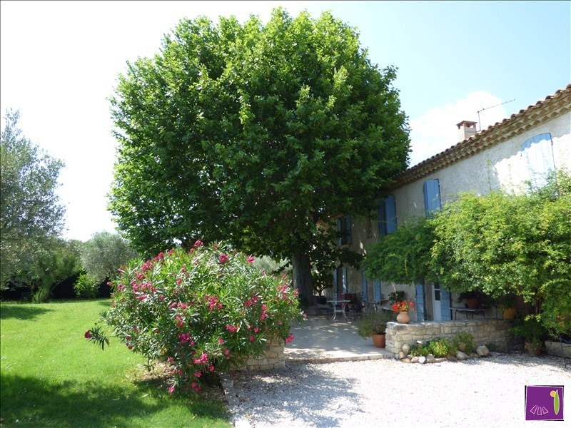 Immobile residenziali di prestigio casa Uzes 997000€ - Fotografia 10
