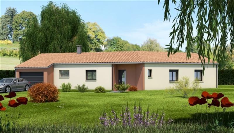 Maison  4 pièces + Terrain 1500 m² Montsalès par SOCIETE CONSTRUCTIONS SEGONDS