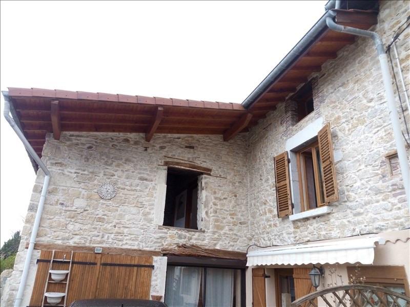 Vente maison / villa Amberieu en bugey 216500€ - Photo 2