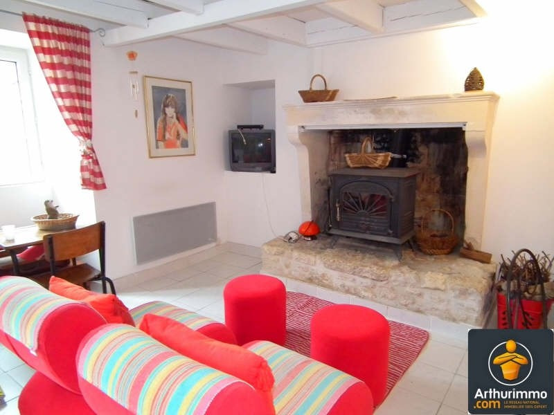 Sale house / villa Matha 129500€ - Picture 6