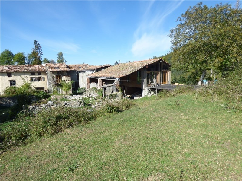 Vente maison / villa Belesta 140000€ - Photo 1