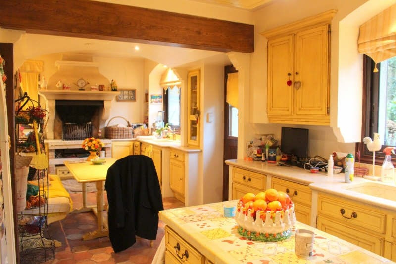 Deluxe sale house / villa Lamorlaye 785000€ - Picture 3