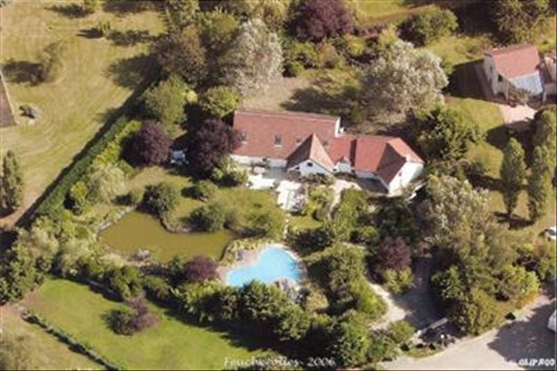 Vente de prestige maison / villa Feucherolles 1050000€ - Photo 2