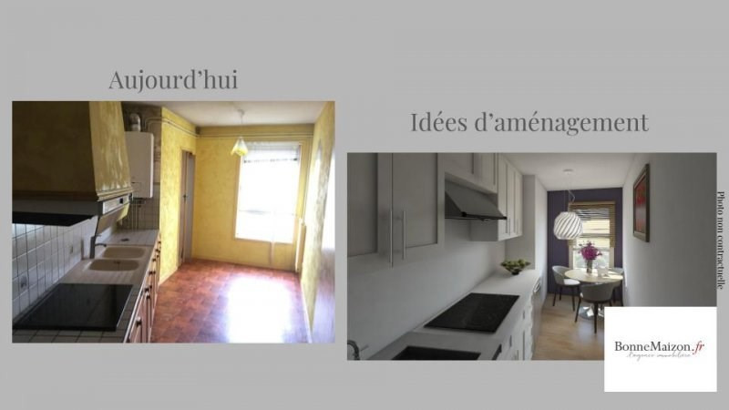 Sale apartment Tarbes 96000€ - Picture 4