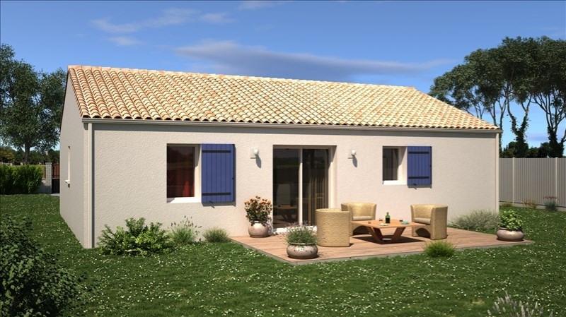 New home sale program Chateau d olonne  - Picture 2