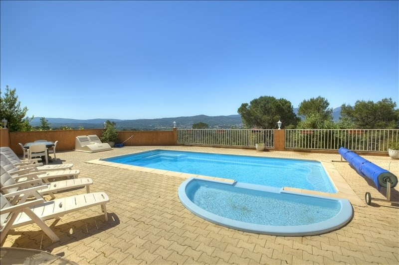 Deluxe sale house / villa Brignoles 634400€ - Picture 3