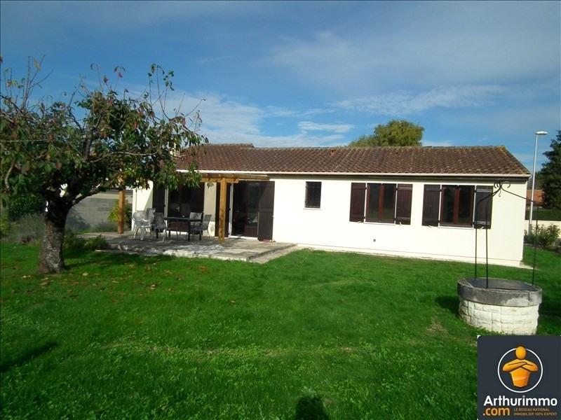 Sale house / villa Matha 168800€ - Picture 13