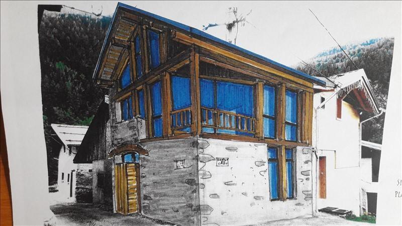 Vente maison / villa Peisey nancroix 59000€ - Photo 1