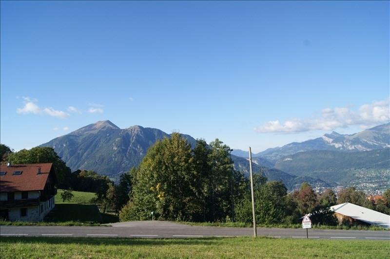 Vente terrain Mont saxonnex 155000€ - Photo 6