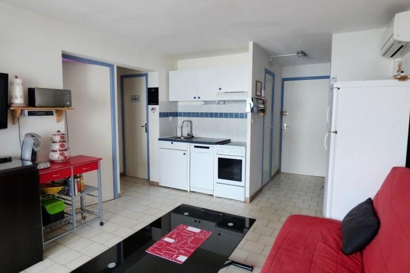 Vente appartement Valras plage 117000€ - Photo 8