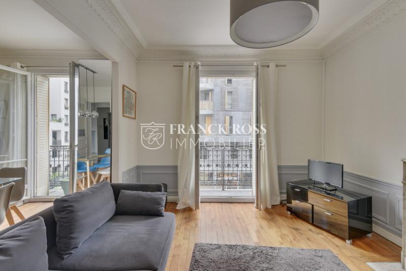 Alquiler  apartamento Paris 17ème 1985€ CC - Fotografía 3