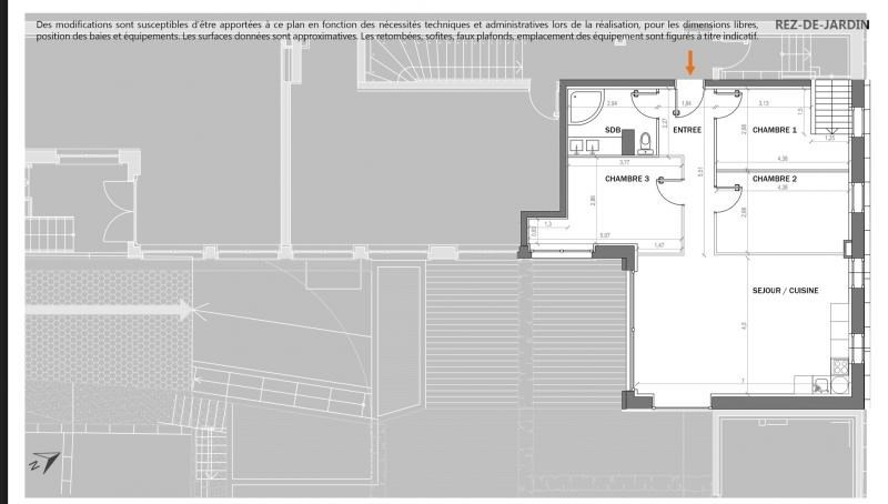 Venta de prestigio  apartamento Strasbourg 395000€ - Fotografía 3