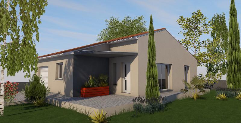 Maison  4 pièces + Terrain 574 m² Prades par ALLIANCE MAISON