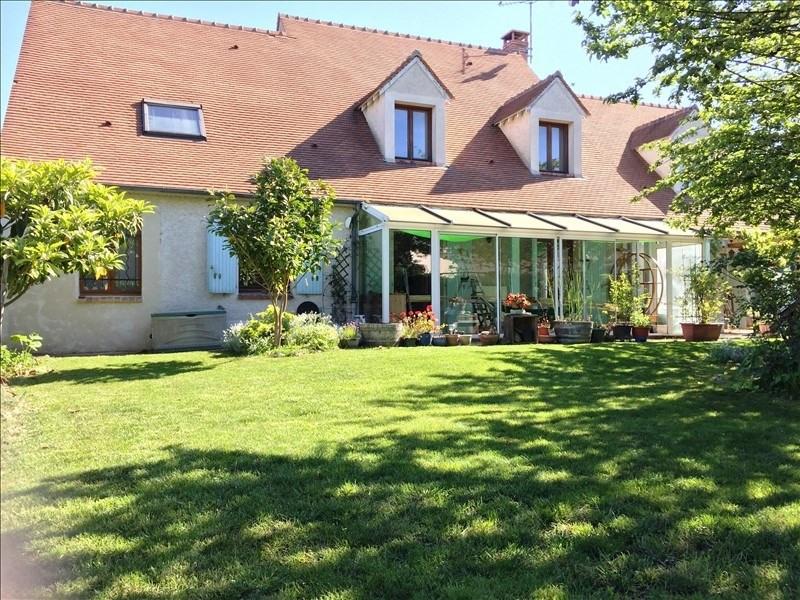 Vente maison / villa Mennecy 494000€ - Photo 1