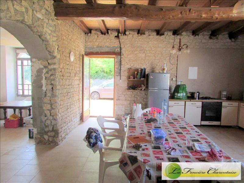 Sale house / villa Verdille 92000€ - Picture 2