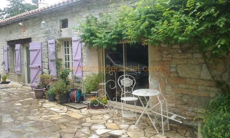 Vendita nell' vitalizio di vita casa Cremps 49500€ - Fotografia 2
