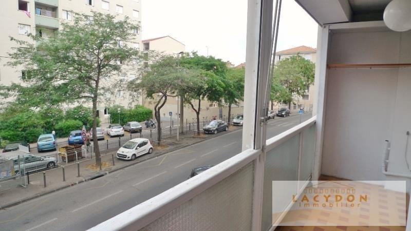Vente appartement Marseille 4ème 99000€ - Photo 7