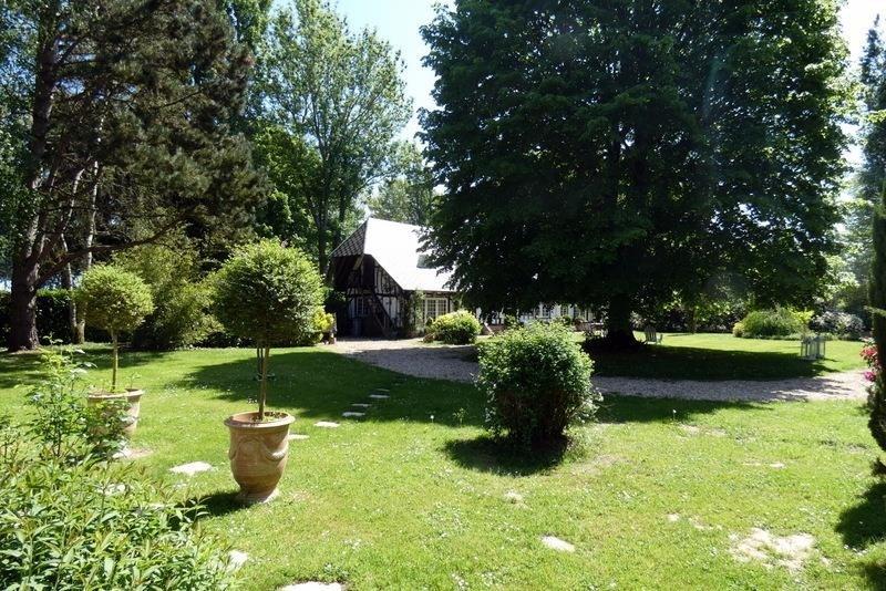 Vente maison / villa Conches en ouche 368000€ - Photo 5