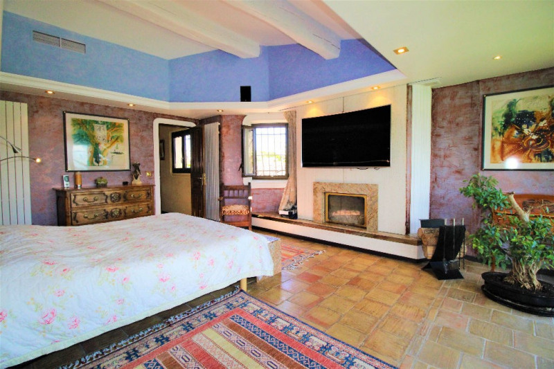 Deluxe sale house / villa Vence 1 980 000€ - Picture 7