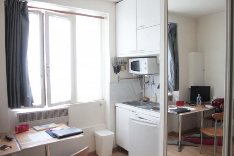 Vente appartement Paris 20ème 155000€ - Photo 2