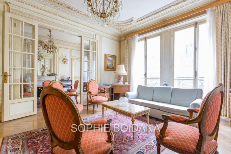 Vente de prestige appartement Paris 17ème 2 080 000€ - Photo 3