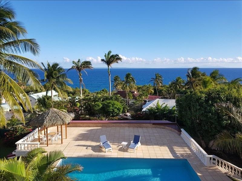 Deluxe sale house / villa Ste anne 1290000€ - Picture 1