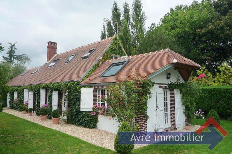 Vente maison / villa Verneuil d avre et d iton 197000€ - Photo 3