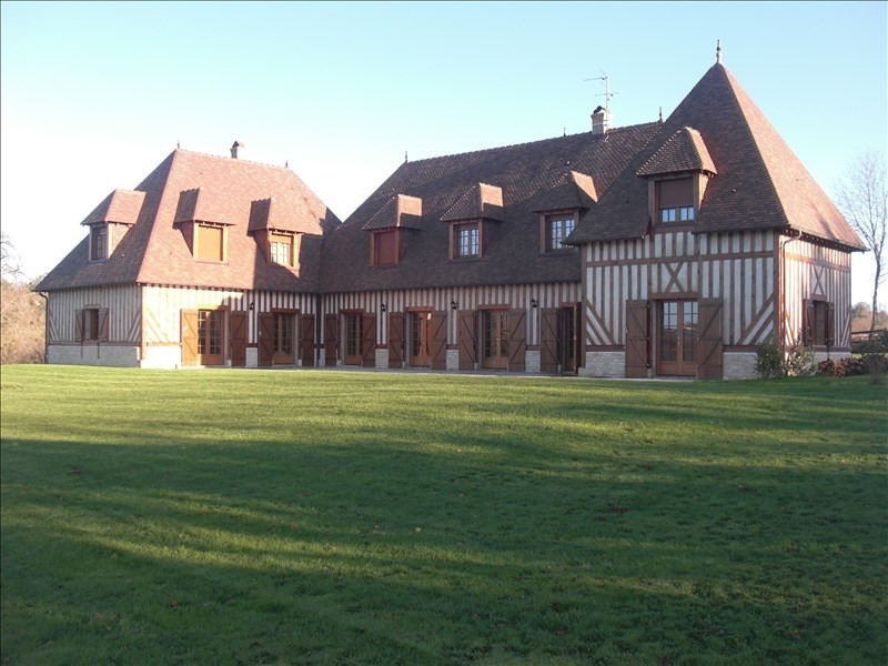 Vente de prestige maison / villa Deauville 1100000€ - Photo 1
